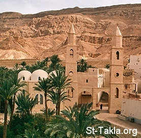 St-Takla.org Image: The Coptic Orthodox Monastery of Saint Anthony the Egyptian, Red Sea, Egypt ���� �� ���� ������ ����: ��� ������ �������� ������ ��� ���� �������� ����� �����ѡ ���