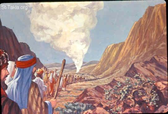 year of israel exodus