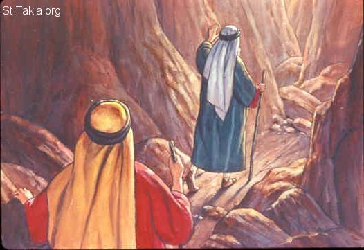 Exodus 24 Commentary | Old Testament | Matthew Henry | St ...