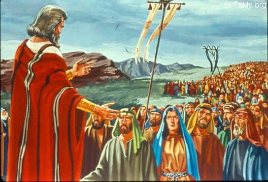 الله هو العامل اختيار يشوع تفسير يشوع 1 تفسير سفر