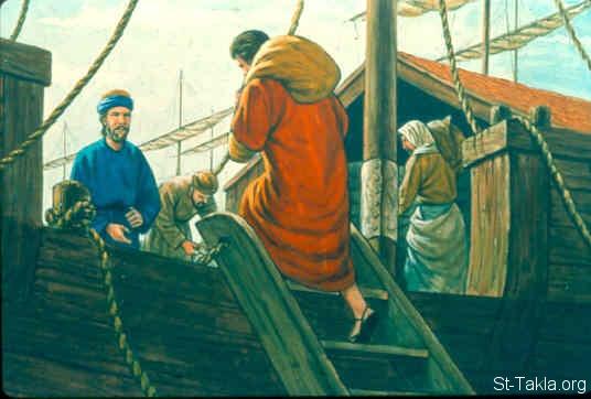 Jonah 1 Commentary | Old Testament | Matthew Henry | St ...