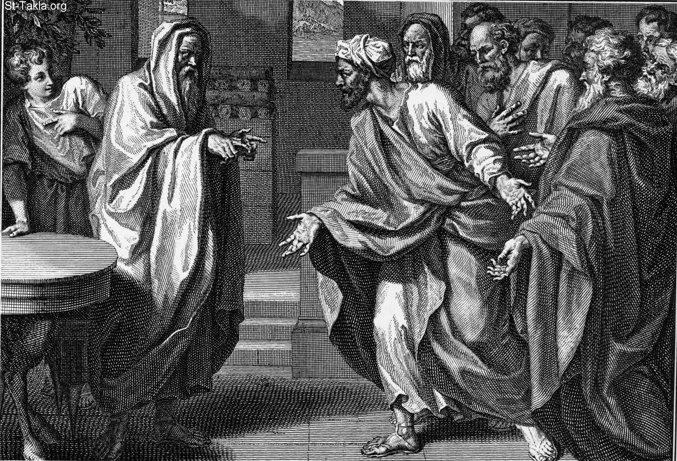 Image B3h 50 Israel Demands A King