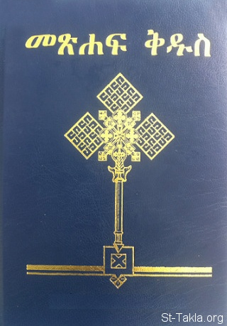 holy bible in amharic free download pdf