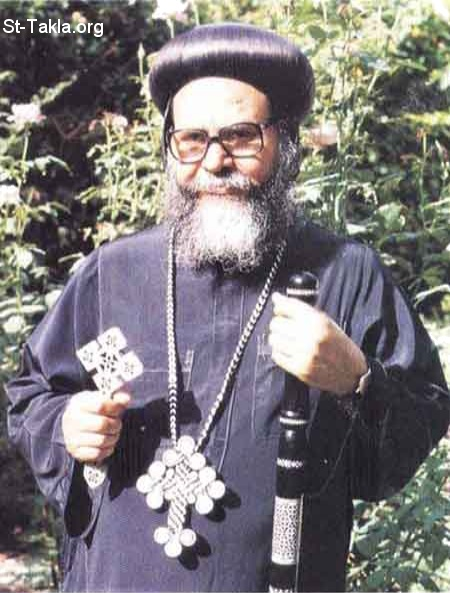 St-Takla.org         Image: His Grace Bishop Metaos, Head and Abbott of the Syrian Monastery, Egypt ����: ����� ����� ������ ������ ����ӡ ���� ����� ��� ������� �����ѡ ���