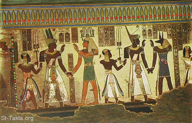 تحميل كتاب تاريخ مصر القديم