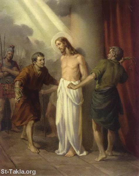 Www St Takla Org  Jesus Passion 05
