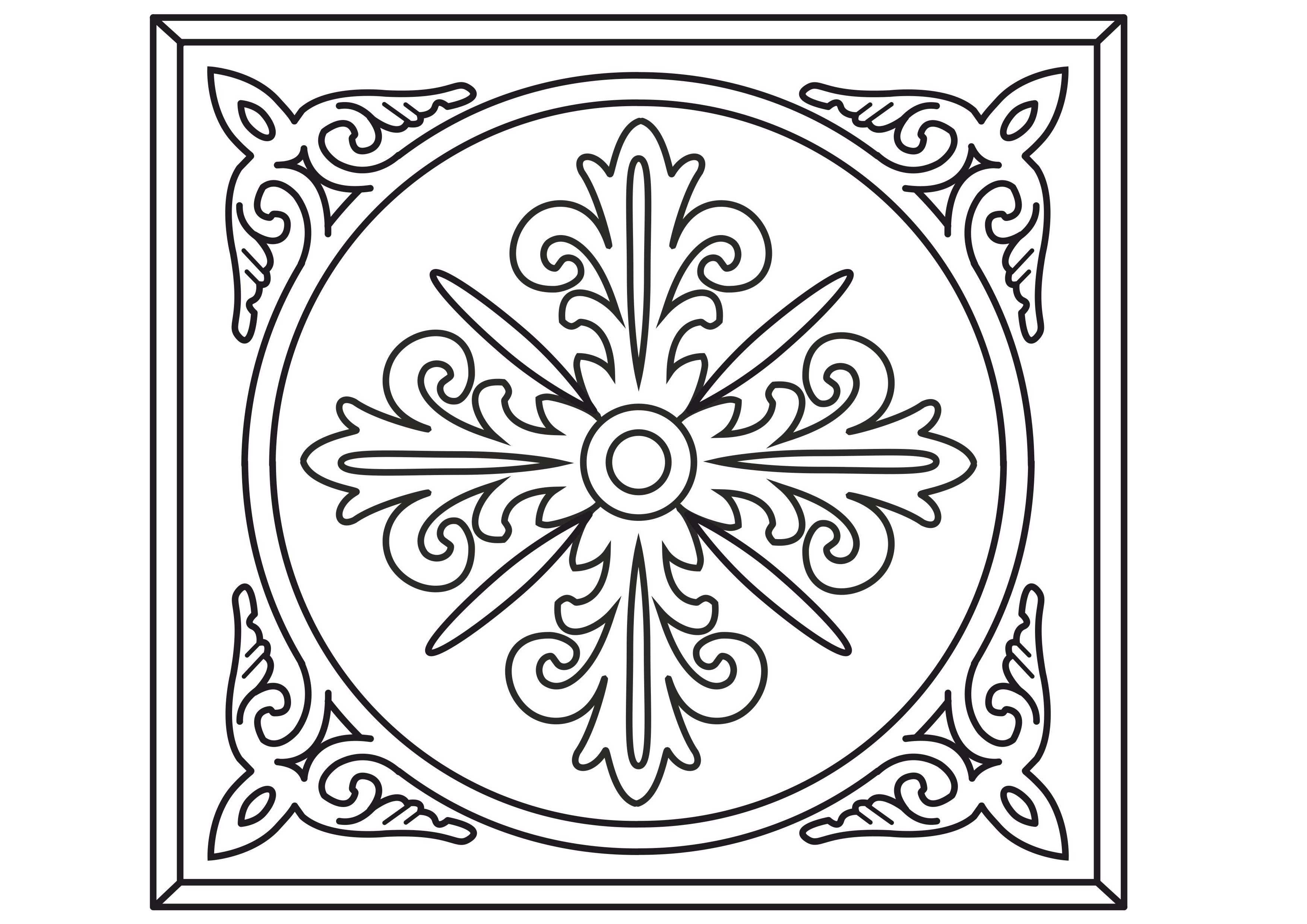 Image: Coptic Cross 22