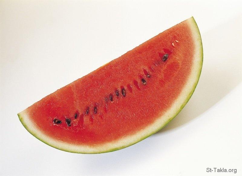 اهدي البطيخه للعضو الي تحبه عند الرقم 5