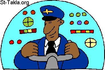 Image: Pilot Clipart صورة قيادة الطريق، وظيفة