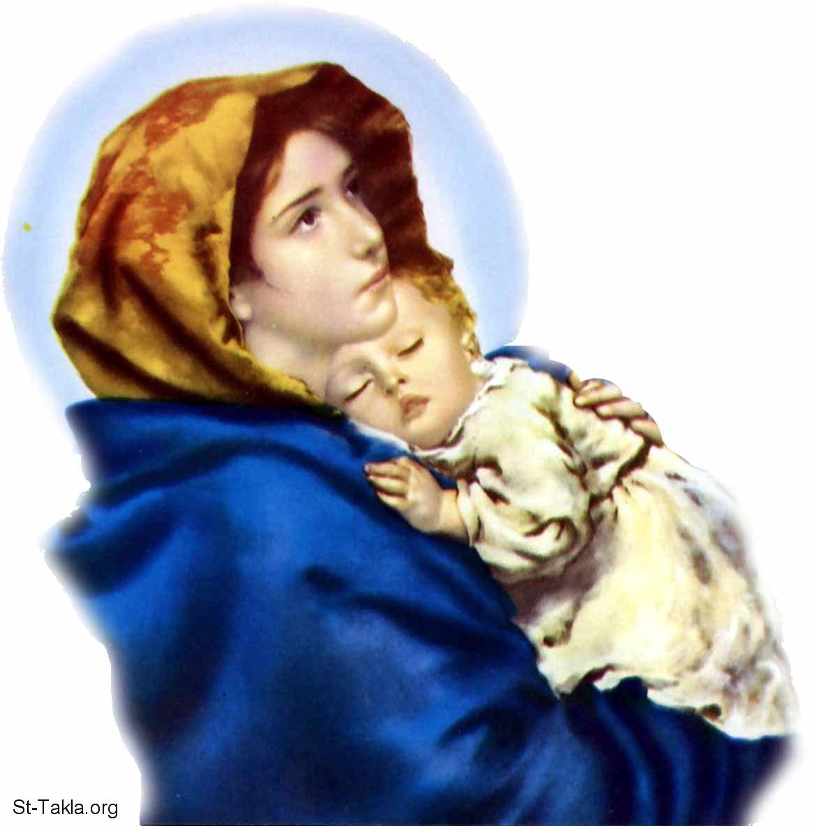image saint mary theotokos mother of god 050