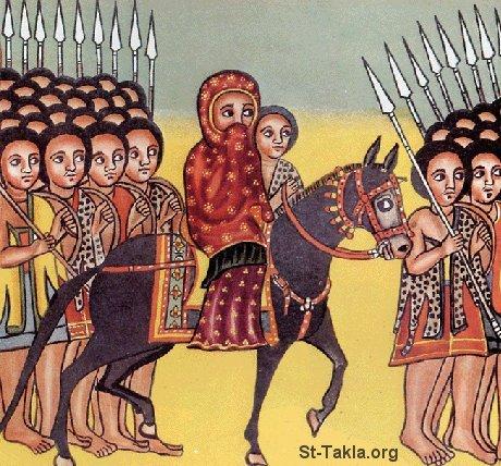 سيرة القديس تكلاهيمانوت الحبشي القس