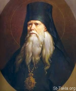 St-Takla.org Image: St. Theophan the Recluse, also known as Theophan Zatvornik or Theophanes the Recluse (Russian: Феофан Затворник), (1815�1894). ���� �� ���� ������ ����: ������ ������ ������ ������ ����� ����� ���� ������ ��������� �� ������� ���������� (1815-1894).