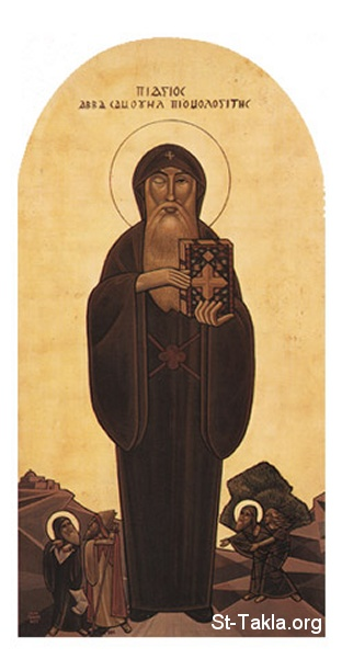 St-Takla.org Image: Saint Samuel the Confessor, contemporary Coptic icon ���� �� ���� ������ ����: ������ ������ ������ ������ݡ ������ ����� �����