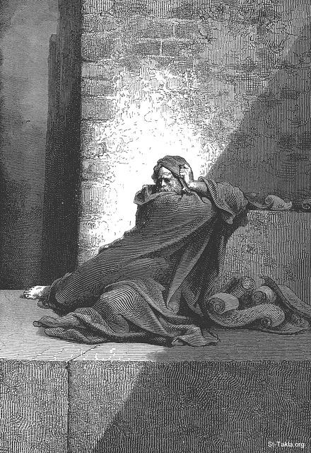 St-Takla.org Image: Baruch. Gustave Dore ���� �� ���� ������ ����: ����� ����� - ��� ������ ������ �����
