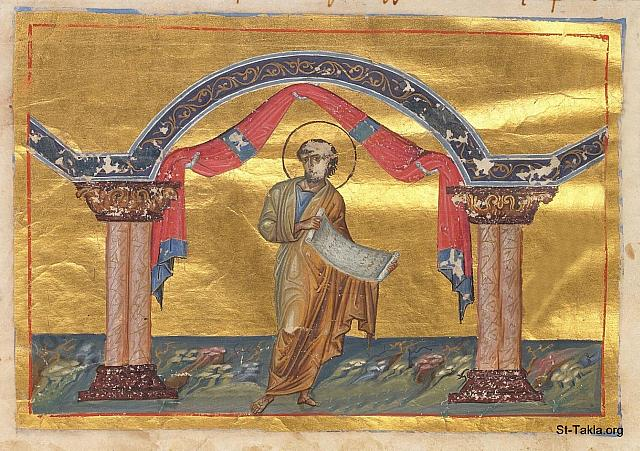 Image: menologion of basil ii 382