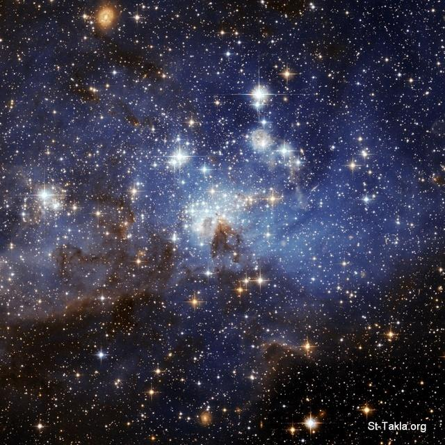 St-Takla.org         Image: Millions of stars in space, by Nasa ����: ������ ���� - ������ ������ �� ������
