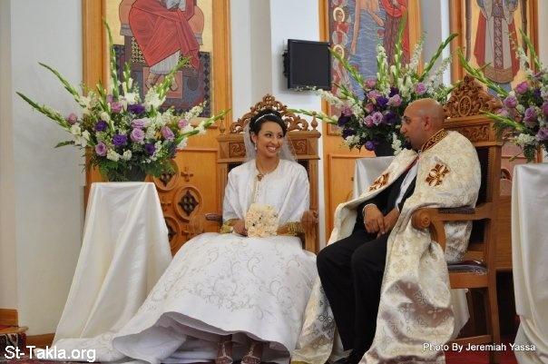Image: Coptic Orthodox Marriage Wedding 09