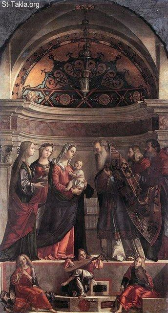 Image: Saint Mary Presentation of Jesus in Temple 12 صورة