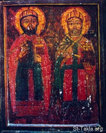 القديسين بالحروف الأبجدية