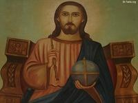 Image: Our Lord Jesus Christ <br> صورة الرب يسوع