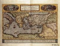 Image: 027 The Pilgrimage of St Paul Abraham Ortelius 1579 صورة