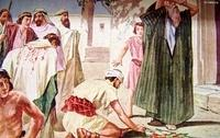 Image: Jacob Deceived by His Sons<br>صورة