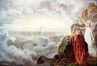 Image: St. John's Vision of the New Jerusalem <br> صورة