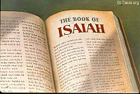Image: The revelation of Isaiah the prophet<br>صورة رؤيا إشعياء