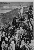 Image: tissot jesus on mount