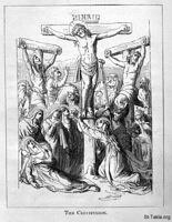 Image: the crucifixion