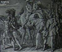 Image: Jacobs departure for canaan