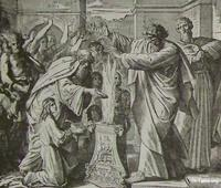 Image: Paul and Barnabas at Lystra