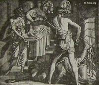 Image: The death of John the baptist
