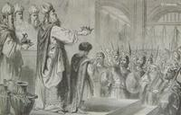Image: The enthronement of Joash