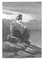 Image: 054 Jesus by the sea