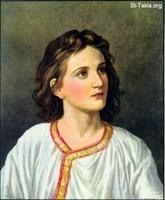Image: 01 A depiction of Jesus as a youth