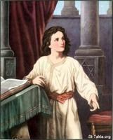 Image: 02 Jesus visiting the temple at age twelve
