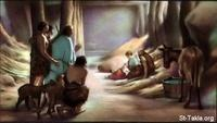 Image: 34 Shepherds came to see the new born king