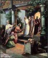 Image: 42 The five wise and five foolish virgins