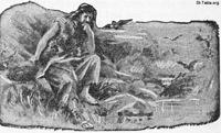 Image: john the baptist in the wilderness