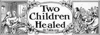 Image: 14 2 Two Children Healed