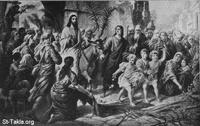 Gallery Images: Part 4 Jesus Blesses Little Children, Lazarus Raised form the Dead, Teaching in the Temple