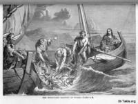 Image: LifeOfChrist055 Endpics19 Miraculous Draught Of Fishes