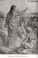 Image: Life of Christ by Canon Farrar 1894 014 pg85 Sermon on the Mount