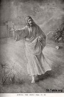 Image: Life of Christ by Canon Farrar 1894 015 pg92 Sowing the Seed