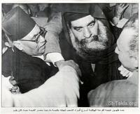 Image: Pope Kyrillos VI El Baba Cyril Ordination 1959 004
