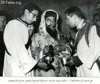 Image: Pope Kyrillos VI El Baba Cyril Ordination 1959 012