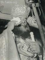 Image: Pope Kyrillos VI El Baba Cyril Ordination 1959 024