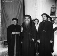 Image: Pope Kyrelous VI El Baba Cyril Ecclesiastical People 016