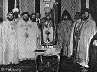 Image: Pope Kyrelous VI El Baba Cyril Ecclesiastical People 018